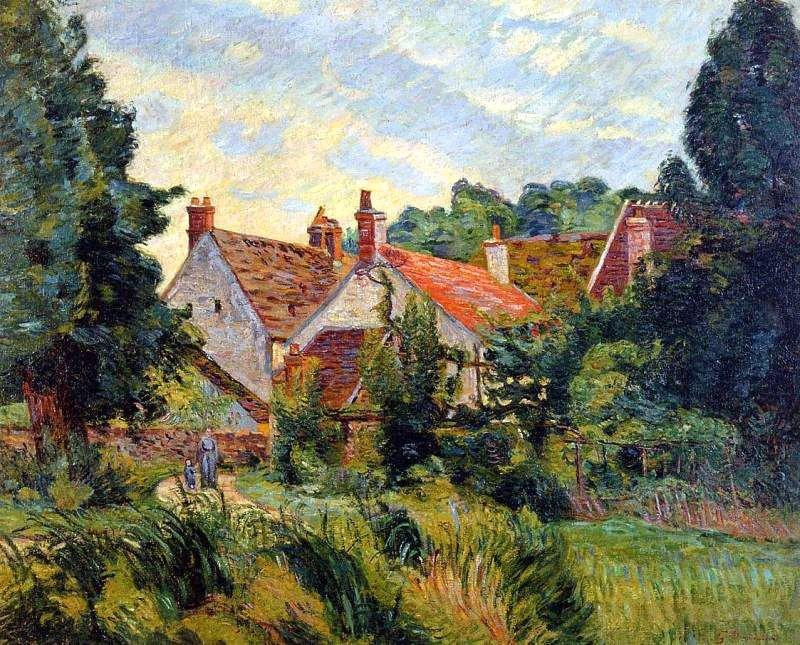 Epinay-sur-Orge - Armand Guillaumin