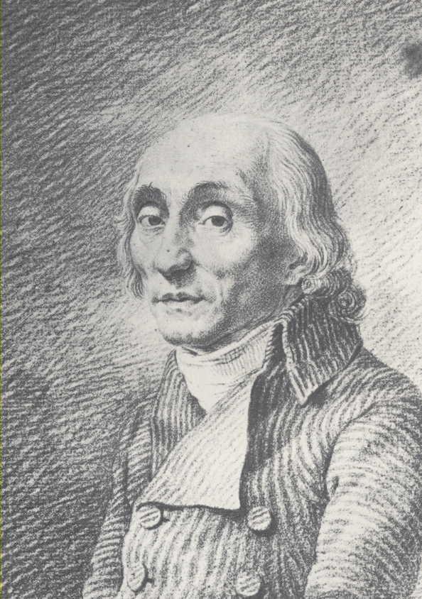 Ernst Theodor Johann Bruckner - Caspar David Friedrich