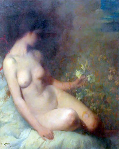Esperanca (Sonho mistico) - Eliseu Visconti