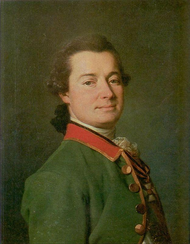 Eustathius Palmenbah - Dmitry Levitzky