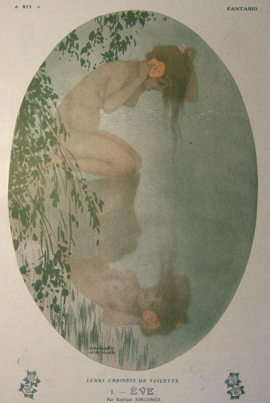 Eve - Raphael Kirchner