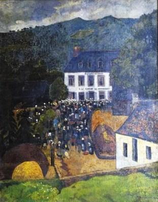 Fair Chateauneuf du Faou - Paul Serusier