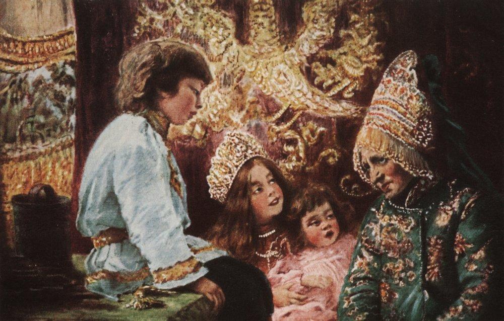 Fairy Tails - Konstantin Makovsky