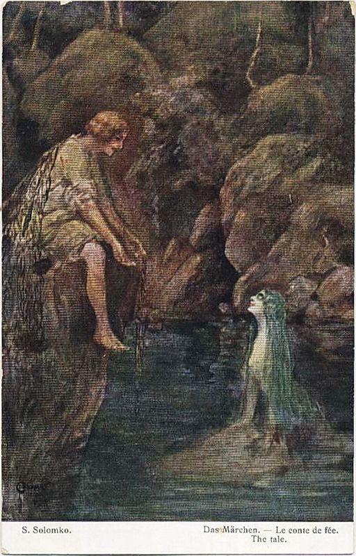 Fairy tale - Sergey Solomko