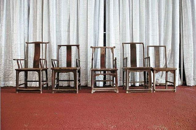 Fairytale Chairs - Ai Weiwei