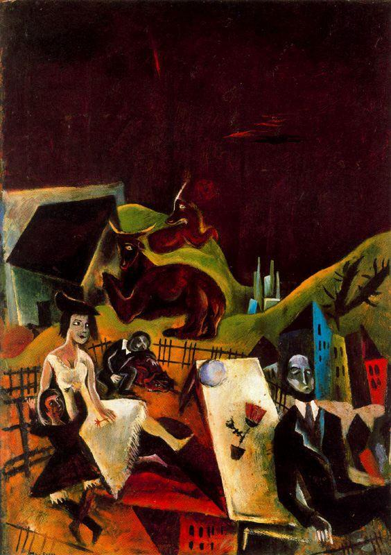 Family Excursions - Max Ernst