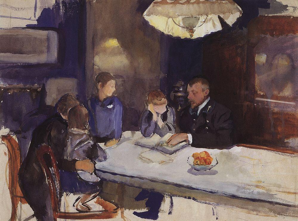 Family Portrait - Salvador Dali