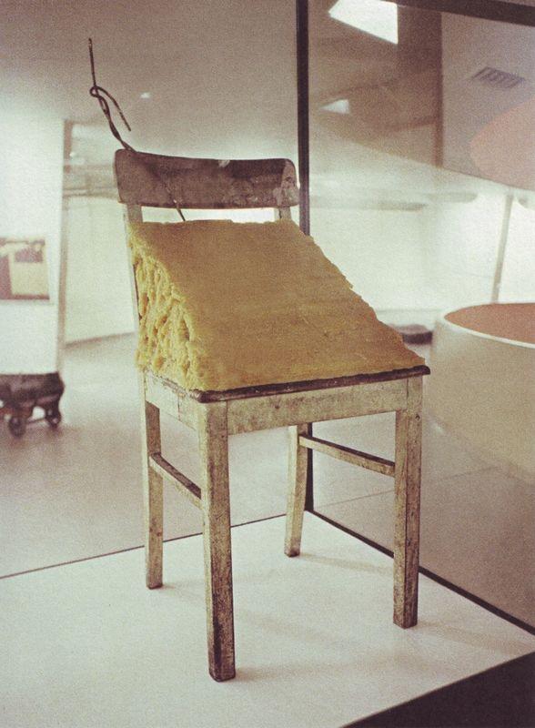 Fat chair - Joseph Beuys