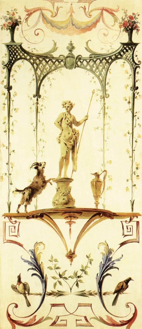 Faun - Antoine Watteau