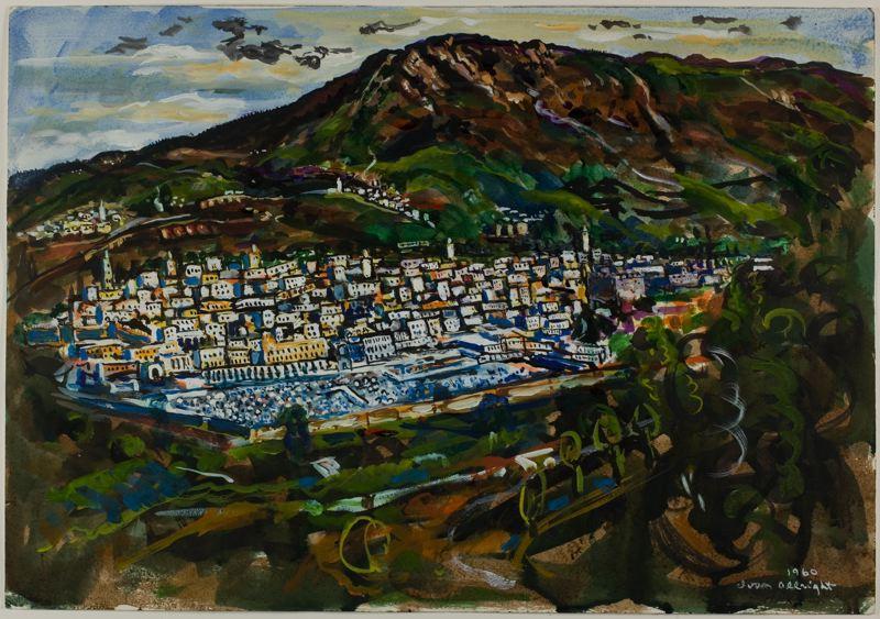 Fez Morocco - Ivan Albright