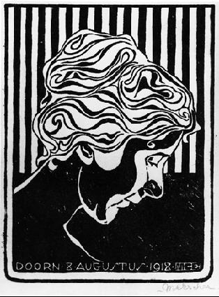 Fiet van Stolk - M.C. Escher