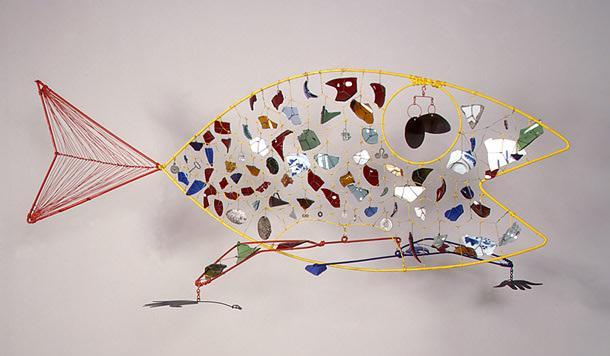 Finny Fish - Alexander Calder