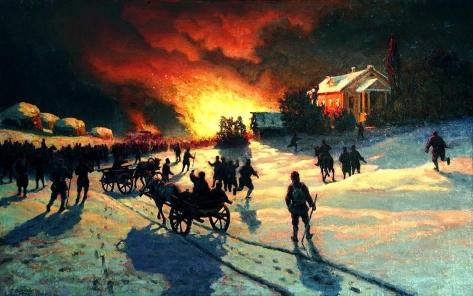 Fire - Efim Volkov