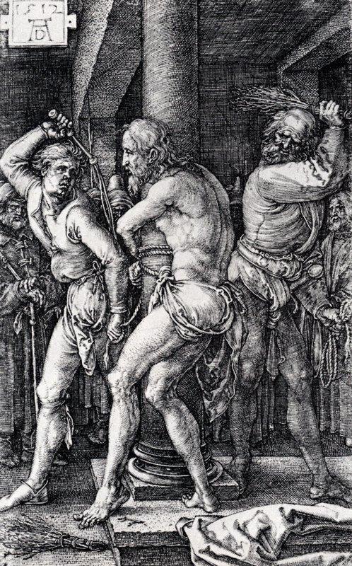 Flagellation - Albrecht Durer