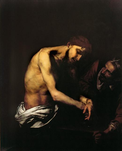 Flagellation of Christ - Alexander Ivanov