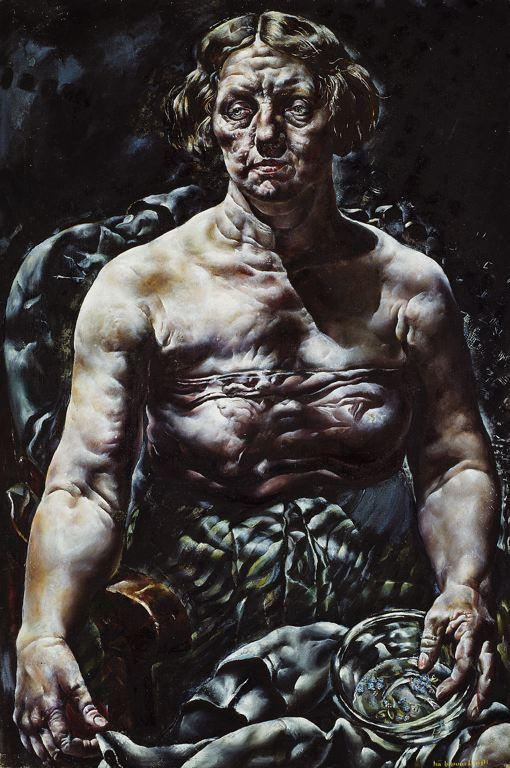 Flesh - Ivan Albright