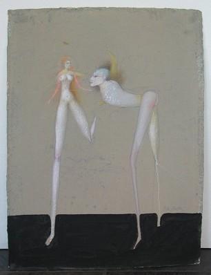 Flirt - Konstantin Makovsky