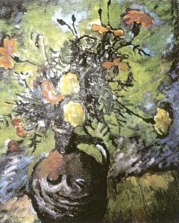 Flower-Piece - Vladimir Tatlin