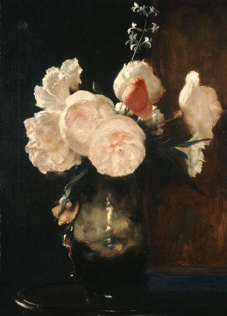Flowers  - Nikolaos Gyzis
