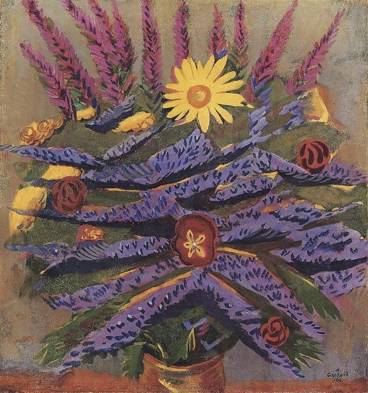 Flowers  - Konstantin Korovin