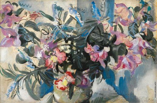 Flowers  - Alexandre Jacovleff