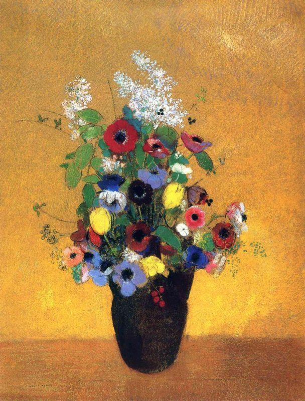 Flowers 2 - Konstantin Makovsky