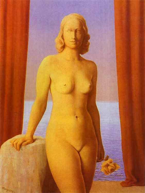 Flowers of Evil - Rene Magritte