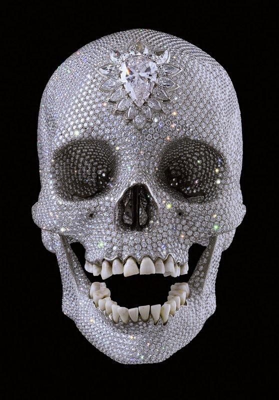 For the Love of God - Damien Hirst