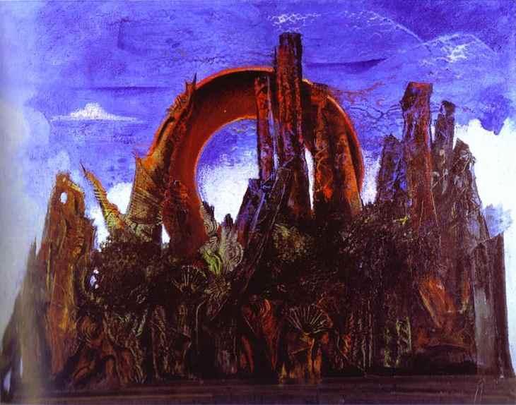 Forest  - Max Ernst