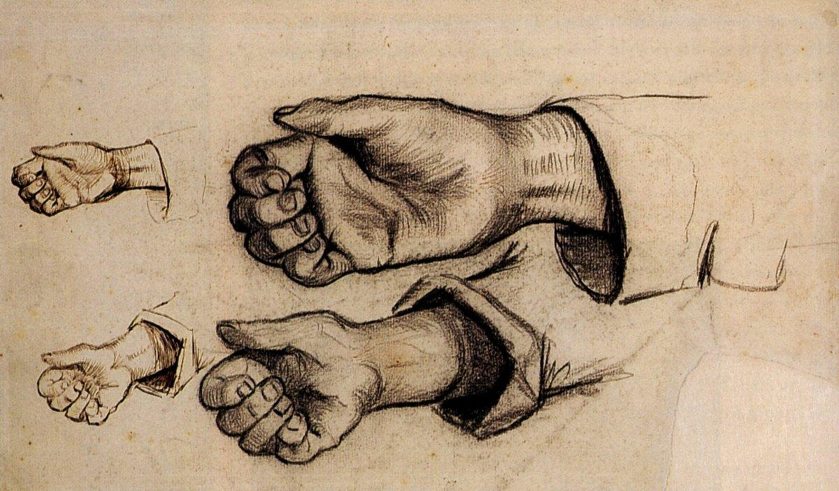 Four Hands - Vincent van Gogh