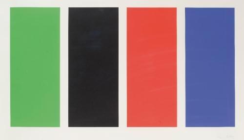 Four Panels - Ellsworth Kelly