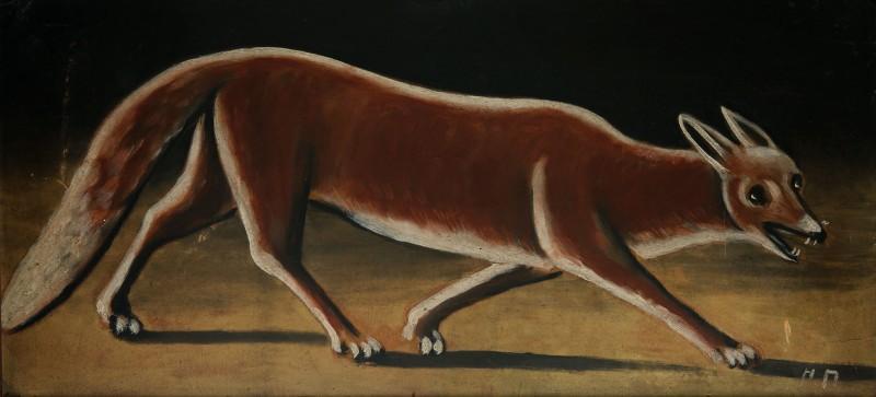 Fox - Niko Pirosmani