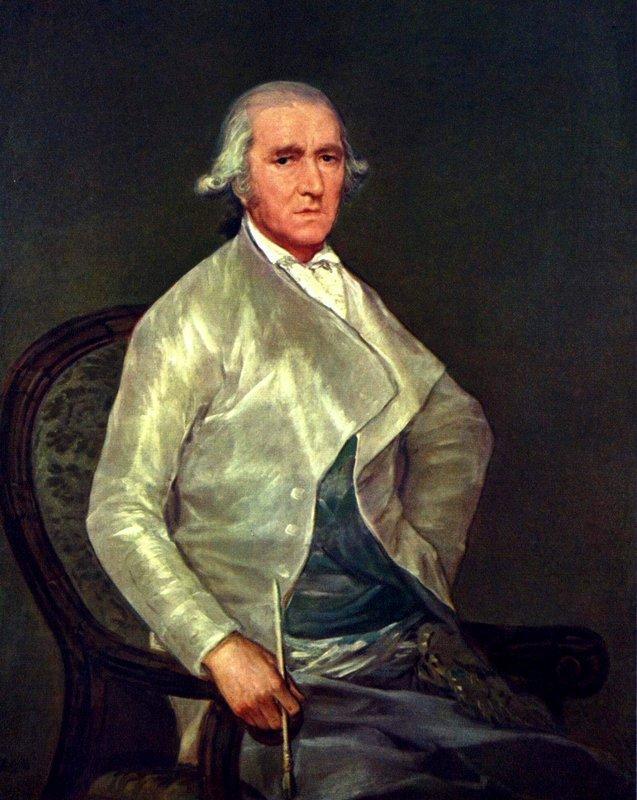 Francisco Bayeu - Francisco Goya