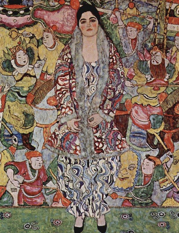 Fredericke Maria Beer - Gustav Klimt
