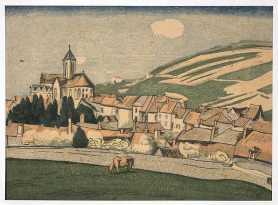 French Pastoral In Spring - Kanae Yamamoto