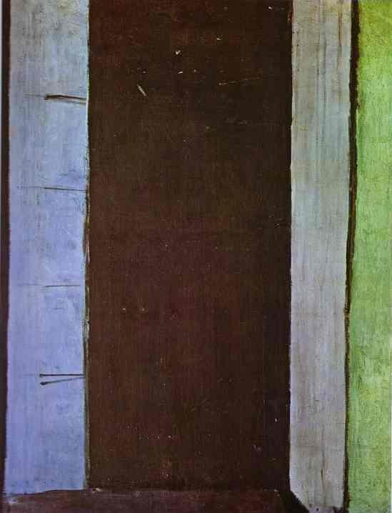French Window at Collioure - Henri Matisse