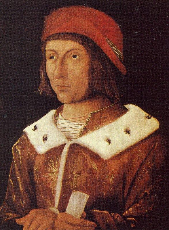 Friedrich der Siegreiche - Albrecht Altdorfer