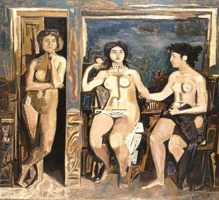 Funeral Composition - Yiannis Moralis