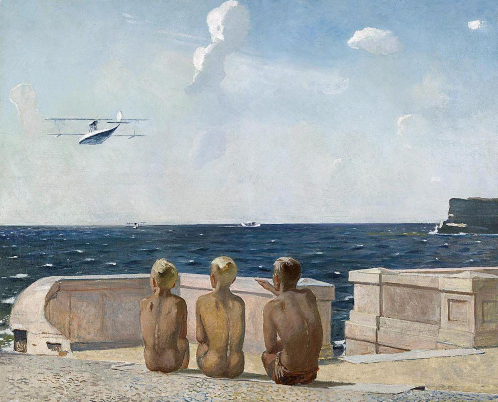 Future Pilots - Aleksandr Deyneka
