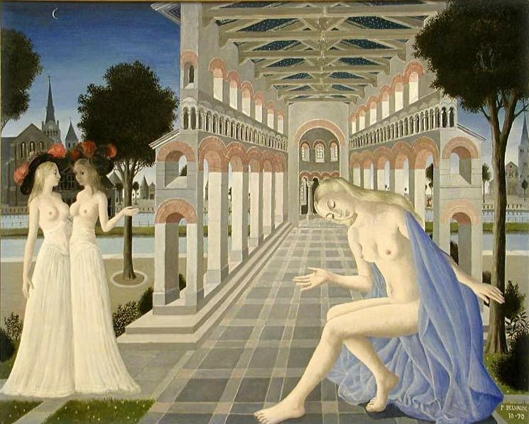 Gallery - Paul Delvaux