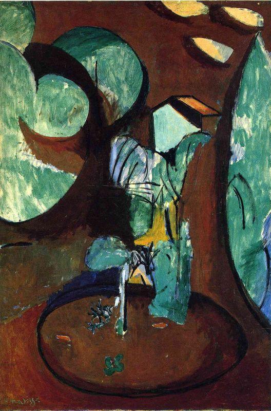 Garden at Issy - Henri Matisse