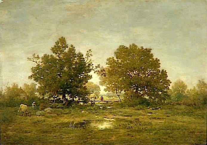 Gateway - Theodore Rousseau