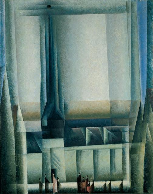 Gelmeroda VIII  - Lyonel Feininger