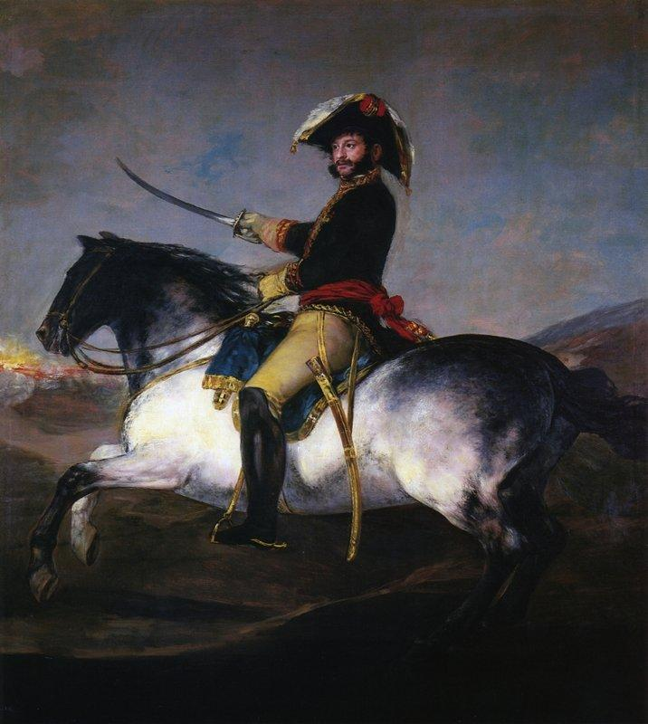 General Jose de Palafox - Francisco Goya
