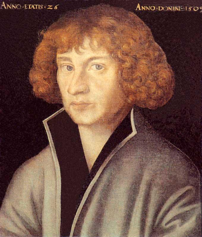 Georg Spalatin - Lucas Cranach the Elder