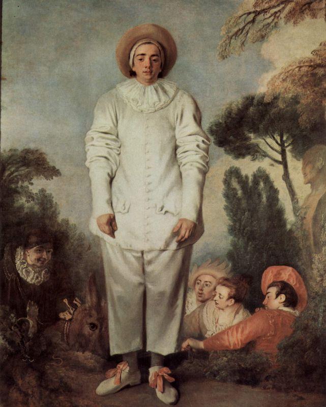 Gilles - Antoine Watteau