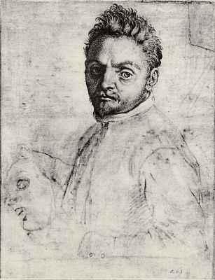 Giovanni Gabrielli, 'il Sivello' - Agostino Carracci