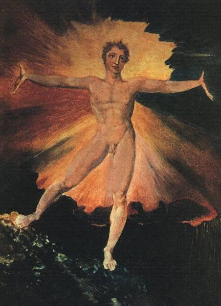 Glad Day or The Dance of Albion - William Blake