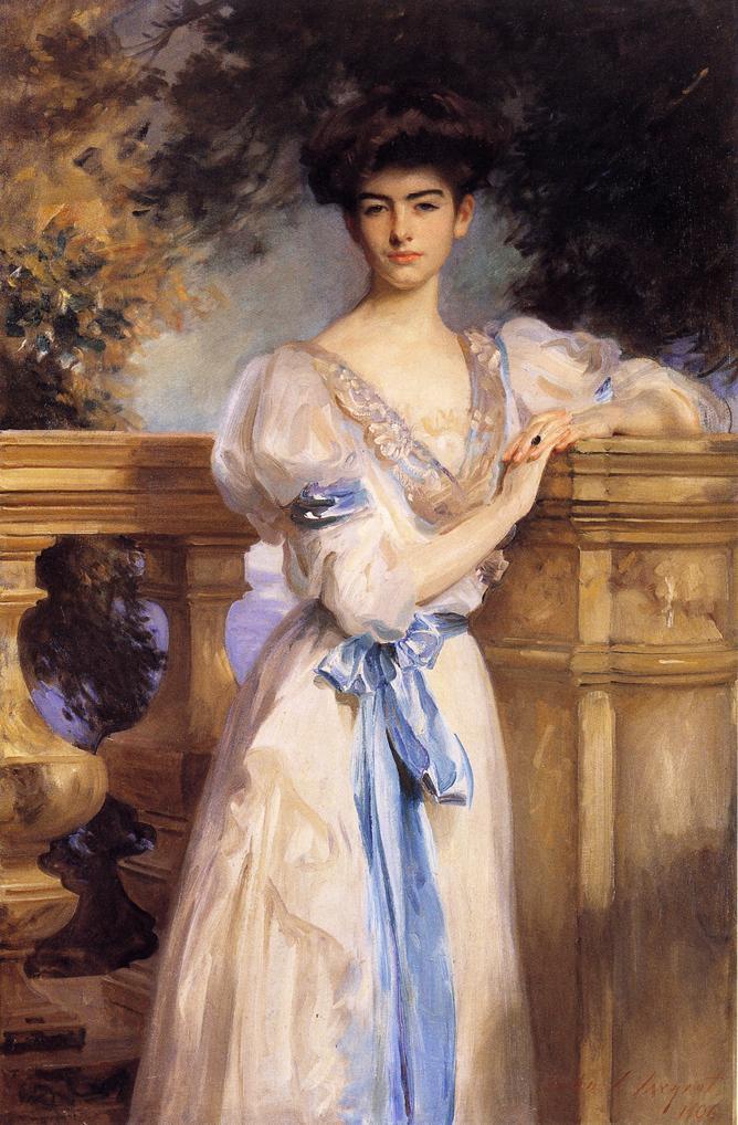 Gladys Vanderbilt - John Singer Sargent