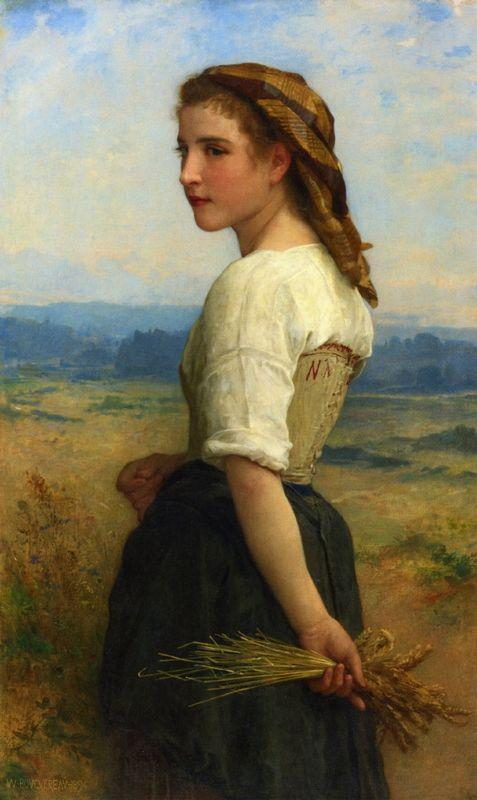 Gleaners - William-Adolphe Bouguereau